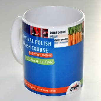 "Mug ""Survival Polish"""