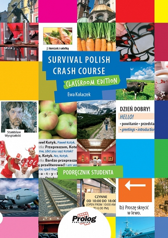 Survival Polish Crash Course. Classroom Edition. Lehrbuch