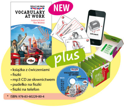 SPEED-UP YOUR ENGLISH PLUS - Vocabulary at work